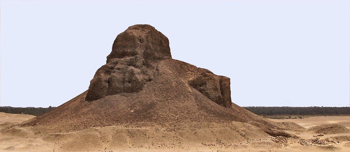 Pyramiden Amenemhet Iii